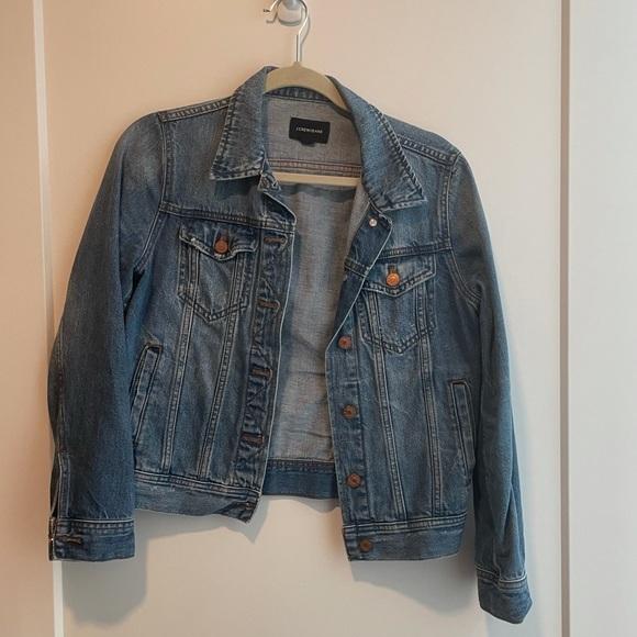 J.Crew Denim Jacket, Small